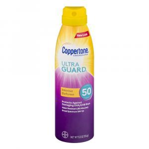 Coppertone Ultra Guard Intense Defense Sunscreen Spray