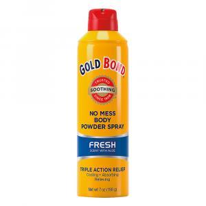 Gold Bond No Mess Powder Spray Fresh Scent