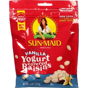 Sun-Maid Yogurt Covered Raisins