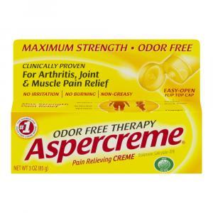 Aspercreme with Aloe