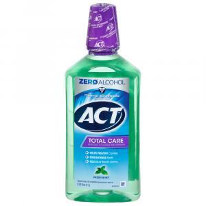 Act Total Fresh Mint Mouthwash