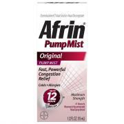 Afrin Original Pump Spray