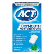 Act Dry Mouth Gum