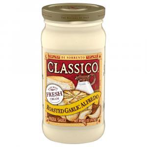Classico Roasted Garlic Alfredo di Sorrento Pasta Sauce