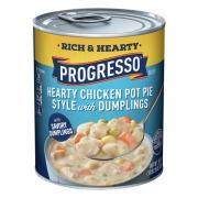 Progresso Rich & Hearty Chicken Pot Pie Soup