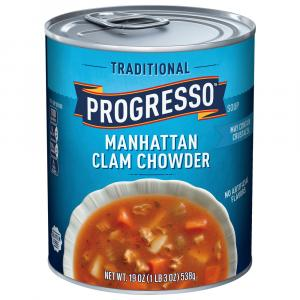 Progresso Manhattan Clam Chowder