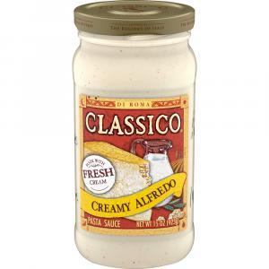 Classico Creamy Alfredo di Roma Pasta Sauce