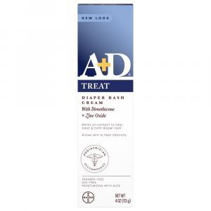 A&D Zinc Oxide Cream
