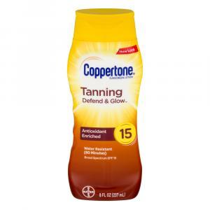 Coppertone Lotion SPF 15