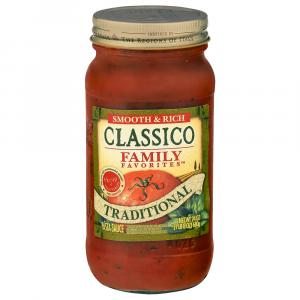 Classico Traditional Family Favorites