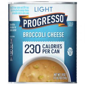Progresso Light Broccoli & Cheese Soup