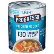 Progresso Light Chicken Noodle Soup