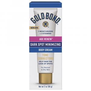 Gold Bond Dark Spot Minimizing Body Cream
