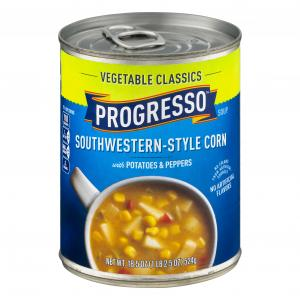 Progresso Southwestern-style Corn With Potatoes & Peppers