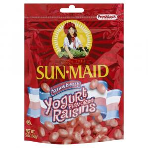Sun-maid Strawberry Greek Yogurt Raisins