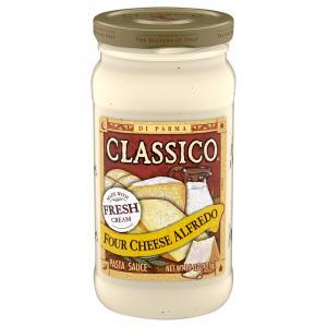 Classico Four Cheese Alfredo di Parma Pasta Sauce