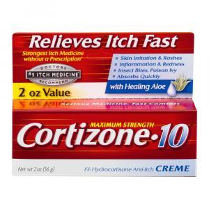 Cortizone 10 Maximum Strength Anti-Itch Creme