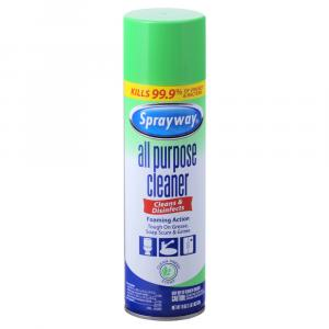 Sprayway All Purpose Cleaner Foaming Action