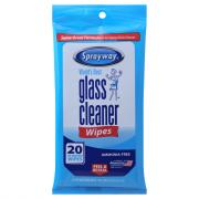 Sprayway Glass Cleaner Wipes