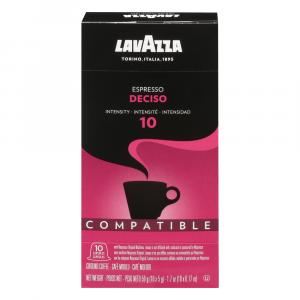 LavAzza Deciso Espresso Intensity 10 K-Cups