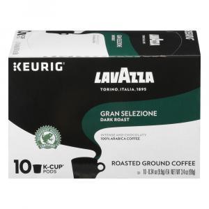 Lavazza Gran Selezione Dark Roast K-Cup Pods