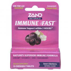 Zand Immune Fast Sweet Elderberry