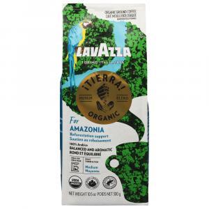 LavAzza Tierra Amazonia Organic Ground Coffee