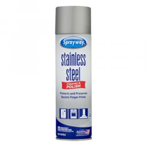 Sprayway Stainless Steel Cleaner & Polish