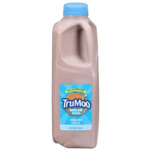 Trumoo Chocolate 1% Lowfat Milk