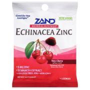 Zand Herbal Echinacea Zinc Lozenges Very Cherry