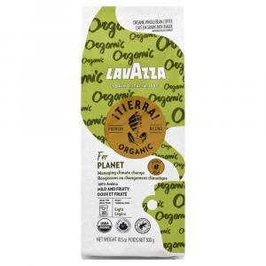 LavAzza Tierra Organic Planet Whole Bean Coffee