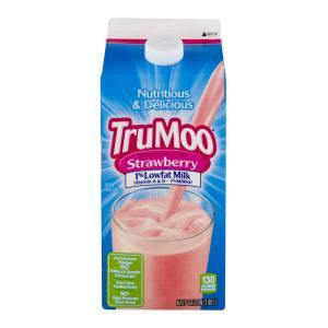 TruMoo 1% Strawberry Milk
