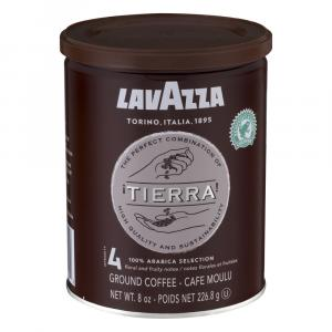 Lavazza Tierra Ground Coffee