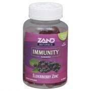 Zand Immunity Gummies Elderberry Zinc