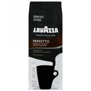 Lavazza Perfetto Expresso Roast Ground Coffee