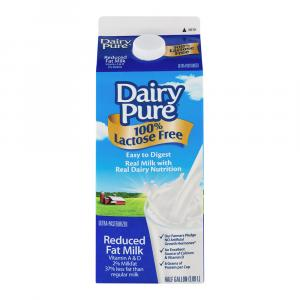 Dairy Pure 100% Lactose Free Reduced Fat