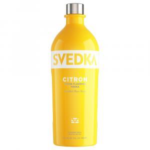 Svedka Citron Vodka