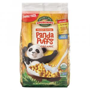 Nature's Path Organic Panda Puffs Eko Pak Cereal