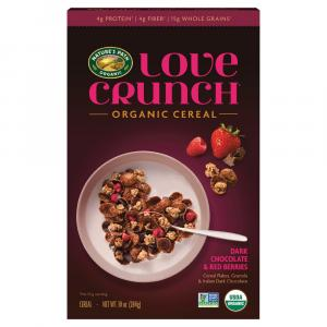 Natures Path Love Crunch Organic Chocolate Red Berries