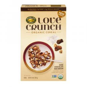 Natures Path Love Crunch Organic Chocolate Macaroon Cereal