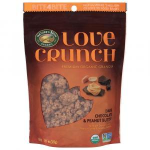Nature's Path Love Crunch Dark Chocolate & Peanut Butter