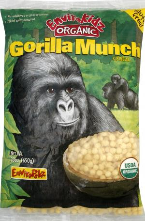 Nature's Path Organic Gorilla Munch Eco Pak Cereal