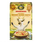 Nature's Path Organic Gluten Free Brown Sugar Maple Oatmeal