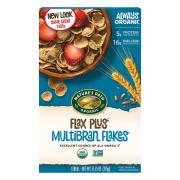 Nature's Path Organic Flax Plus Multibran Flakes