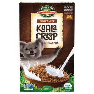 Nature's Path Envirokidz Organic Chocolate Koala Crisp