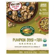 Nature's Path Organic Pumpkin Seed Granola Cereal