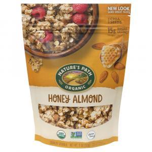 Nature's Path Organic Honey Almond Granola
