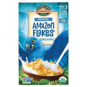 Nature's Path Organic Enviro-kids Amazon Frosted Flakes