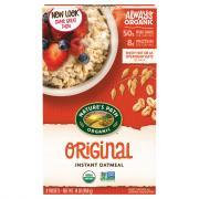 Nature's Path Organic Original Instant Oatmeal