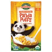 Nature's Path Organic Enviro-Kids Peanut Butter Panda Puffs